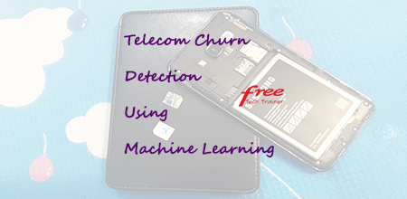 Telecom Probable Churn Detection Using ML - freetechtrainer